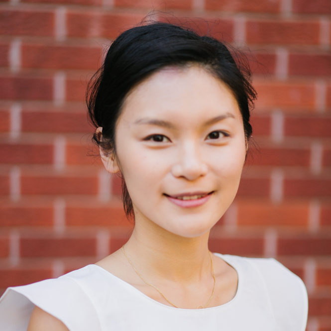 Rebecca Chen Senior Experience Designer