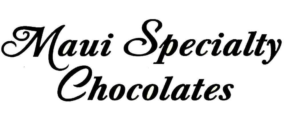 Maui Specialty Chocolates