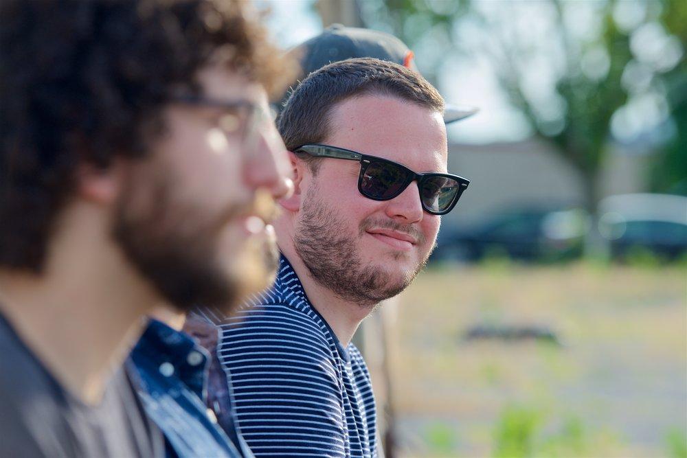 Joe DiMarcoKeys - Hometown: Nazareth, PAAdjective: DustyKeys: Roland Juno StageDrink: Coca-ColaBand: Rush