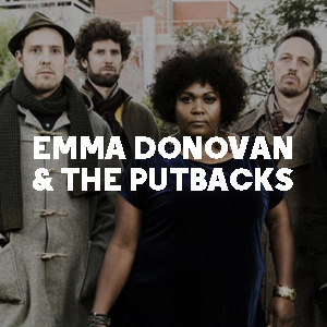Emma Donovan & The Putback