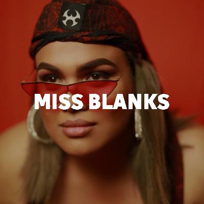 MISS BLANKS