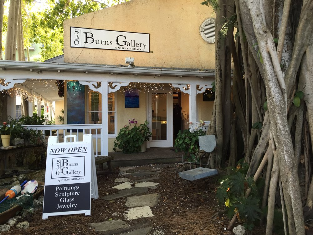 530 Burns Gallery in Sarasota, FL