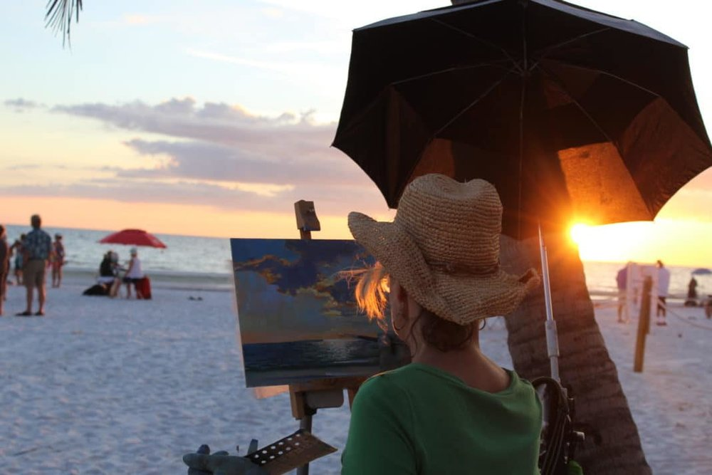 Join in the fun of capturing the Florida light on the beach this October in Sarasota, FL.  Click here for details.