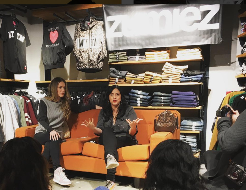 ON THIS SPECIAL RELEASE OF IMPROPER ETIQUETTE, - We share our in-store live show from Zumiez! We had such a great time meeting all of you, and it was so dope to be able to put faces to tweets! :) We wanted to thank Zumiez for helping us connect with our fans, and letting us celebrate Improper Etiquette!