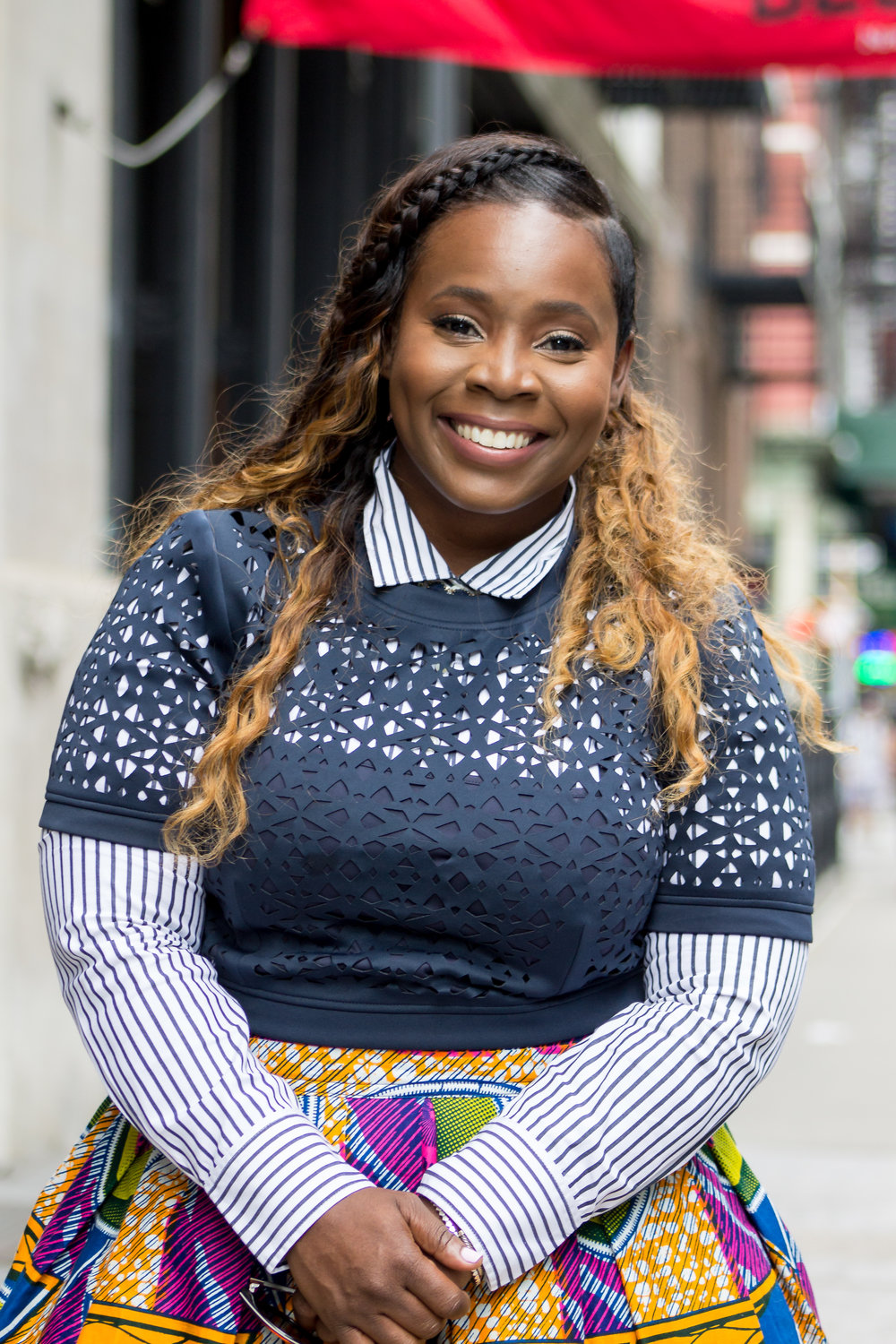 Sharifa Murdock   Sharifa Murdock is co-owner of Liberty Fairs and the founder of The Brooklyn Intern. She is also a writer and philanthropist, and has travelled internationally to raise awareness for women's health and childcare. You can follow her on  Twitter  and  Instagram .
