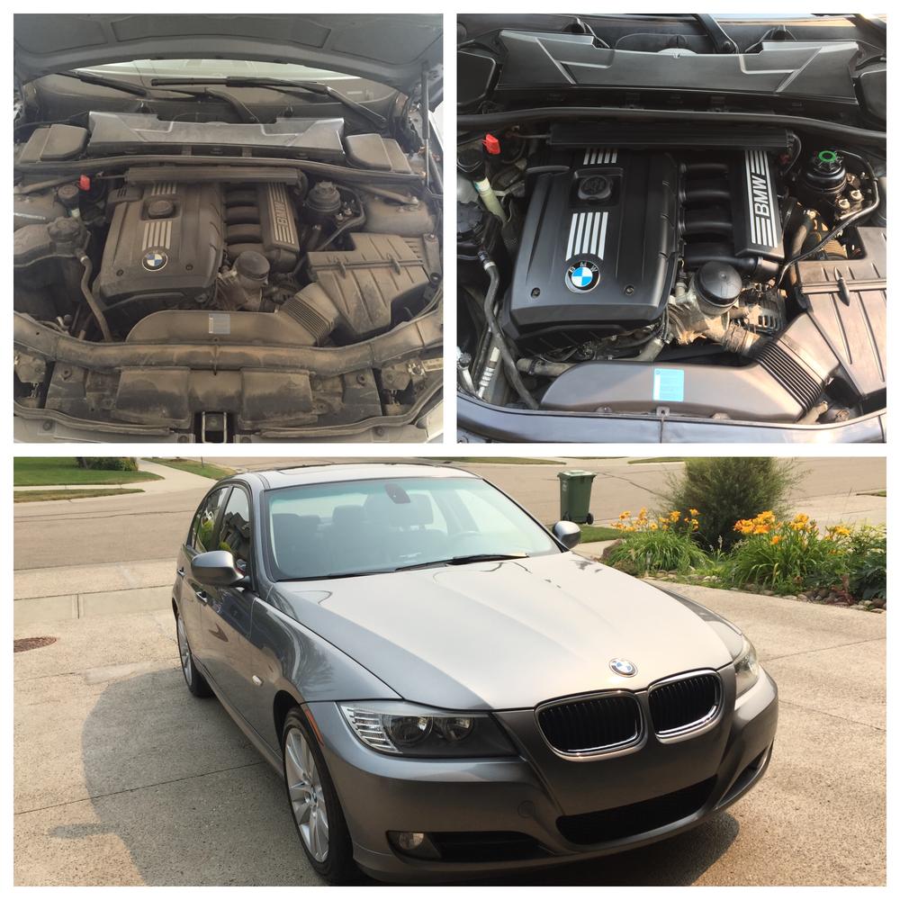 BMW Auto Detailing