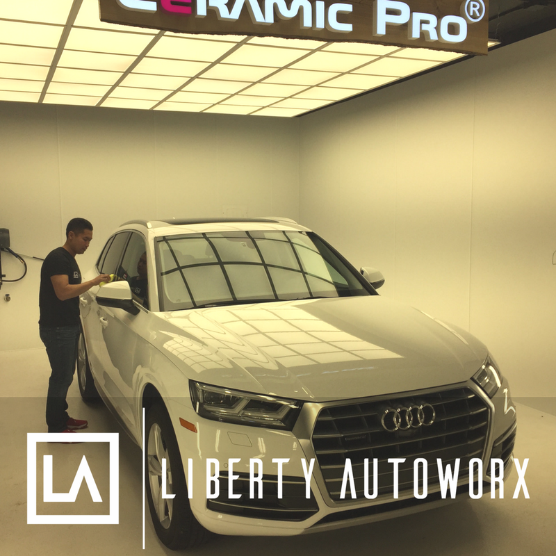 Never Wax Again... - Ceramic Pro is the most advanced coating system for the automotive industry. Ceramic Pro is a clear, liquid nano ceramic coating. It will transform itself on the surface to become a rigid, superstructure of nano glass, protecting the substrate it is applied to indefinitely.