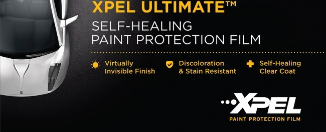 XPEL Ultimate Paint Protection Film Liberty Autoworx