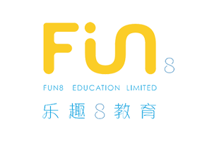 FUN8 Is a stepping stone into english speaking countries. A web based learning platform for Chinese speakers.