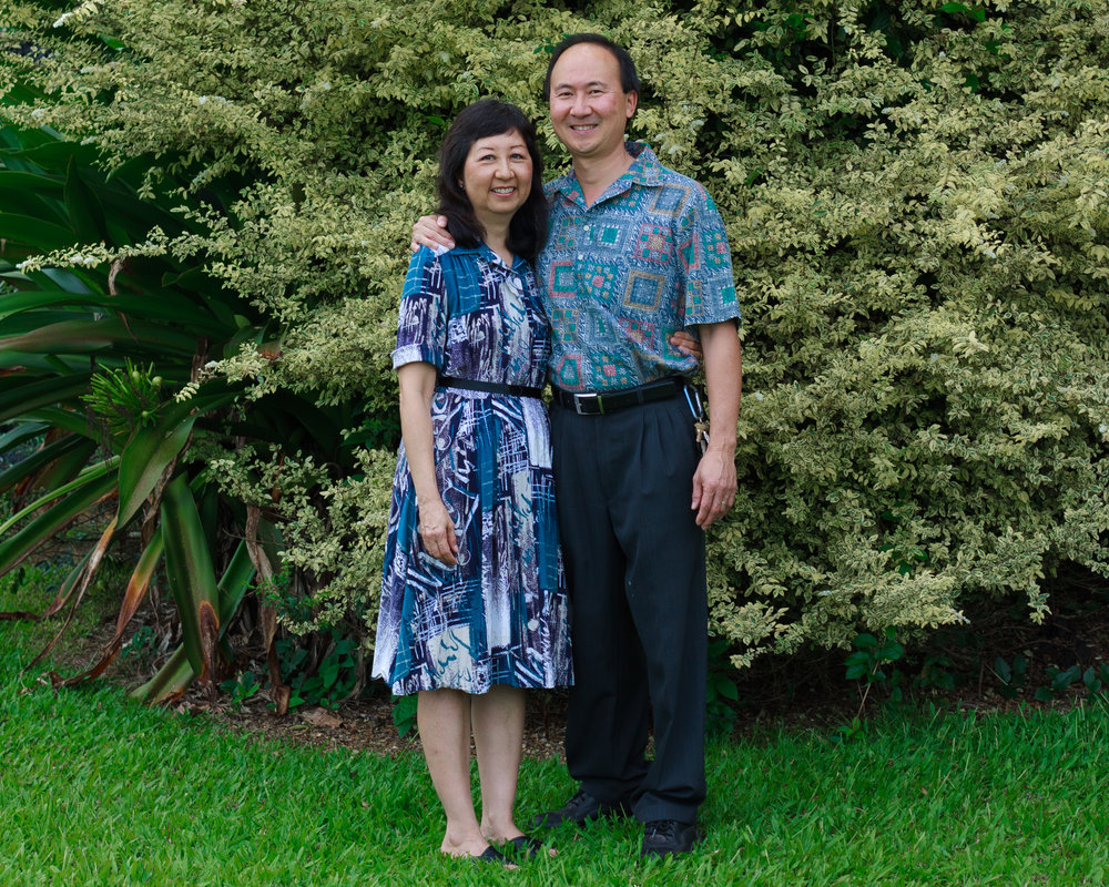 John and Lori Hu  oversee our  Adult  & Family Ministry