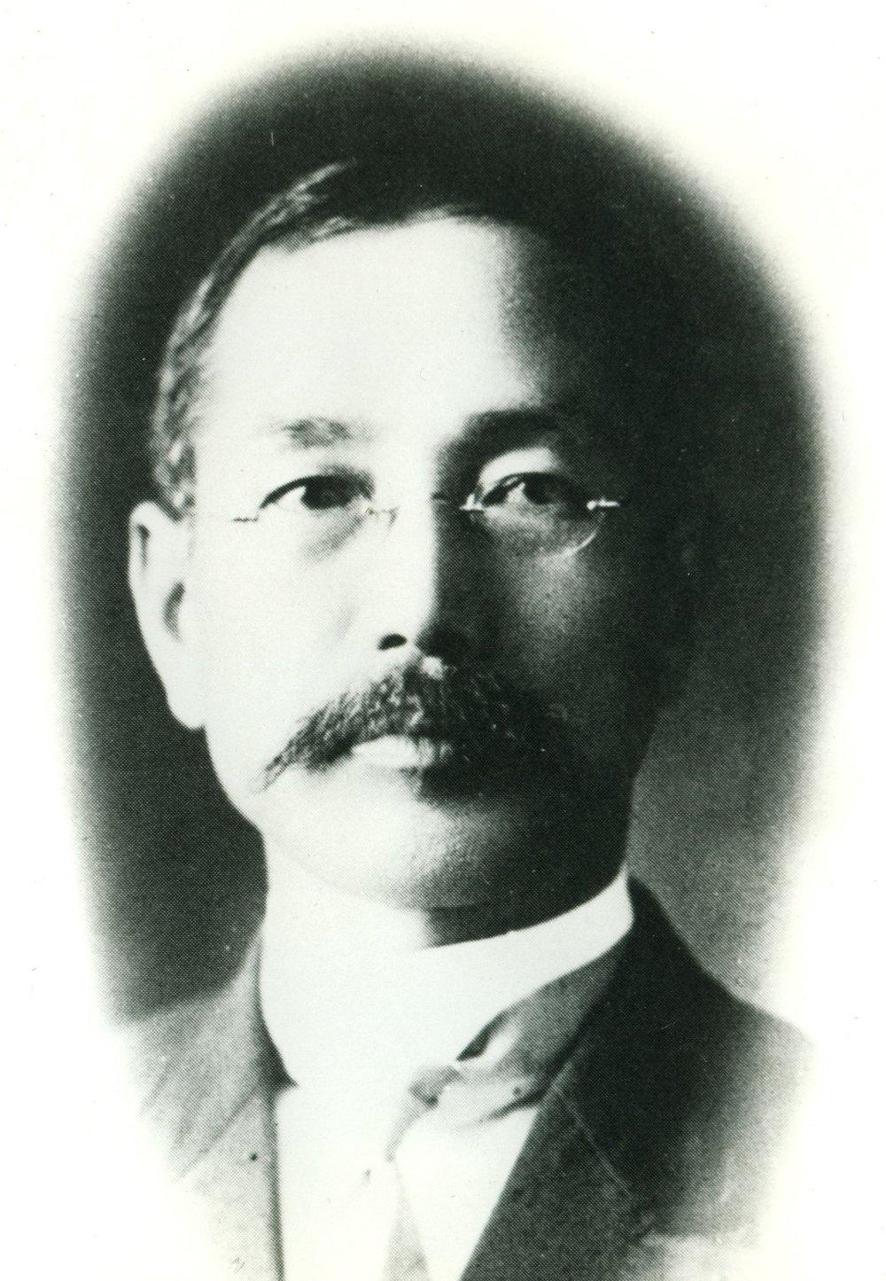 Shiro Sokabe 1916-1940