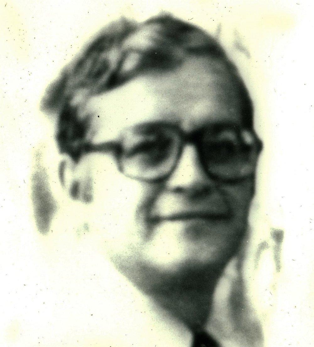 Lloyd Evans 1965-1969