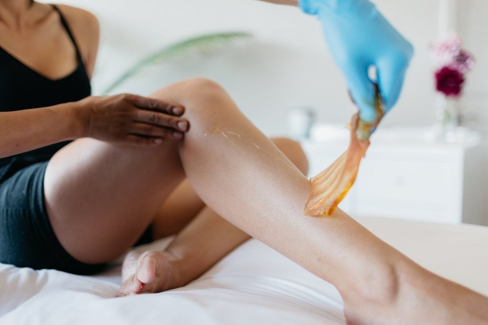 not sure about sugaring? come in to try it!