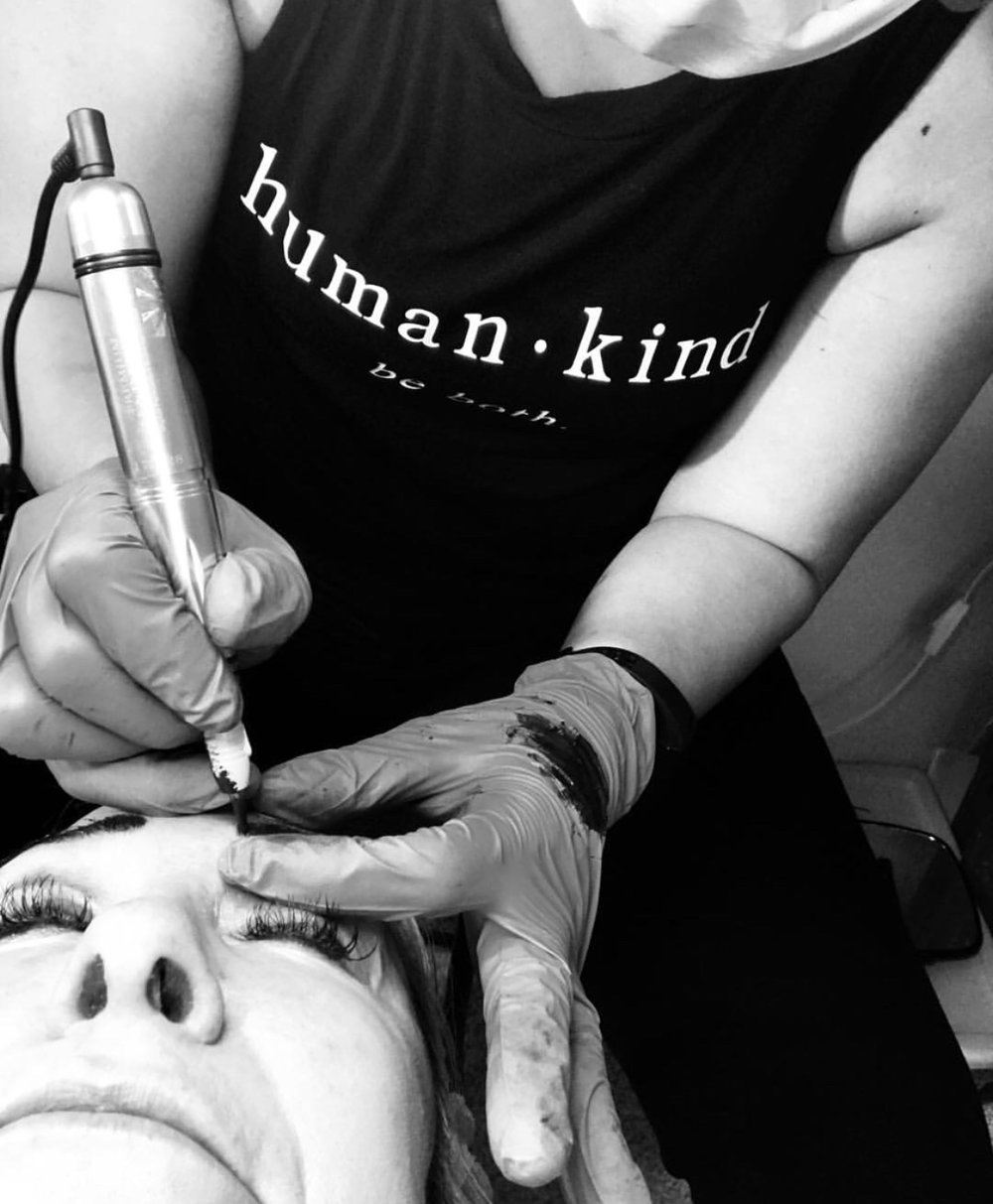Microblading - JeannetteScheduling now!