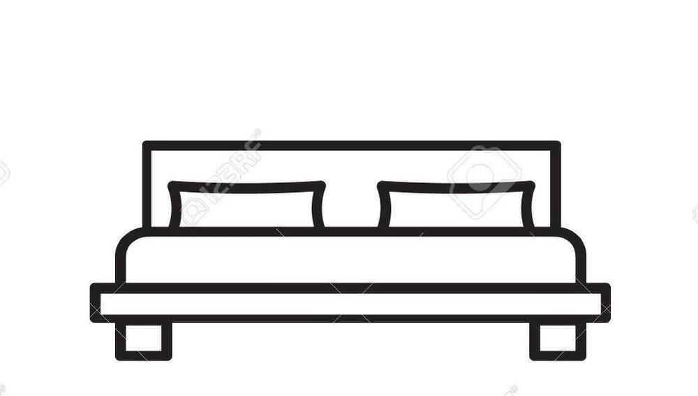 4 Queen Beds -