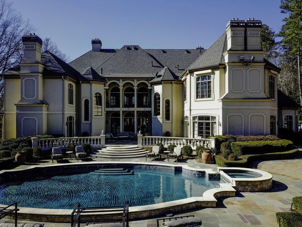 The Garmon Mansion  -