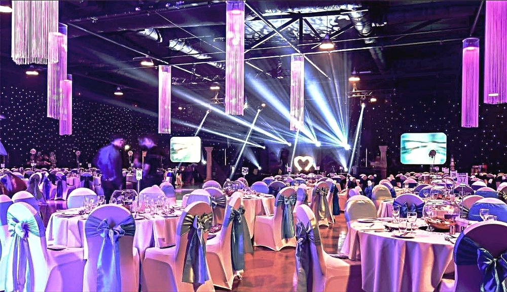 Event Audio & Lighting. - Great for all types & sizes of Events