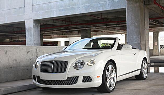 Bentley GTC Convertible -