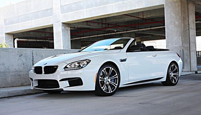 BMW M6 Convertible -