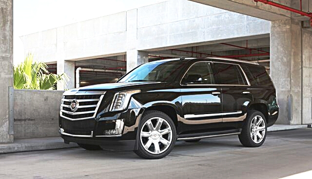 Cadillac Escalade -
