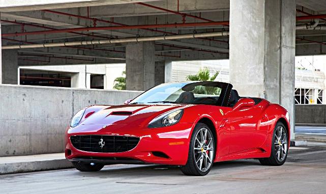 Ferrari California -