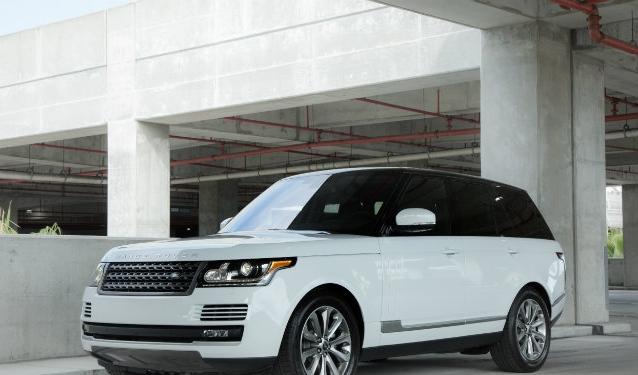Land Rover Range Rover HSE -