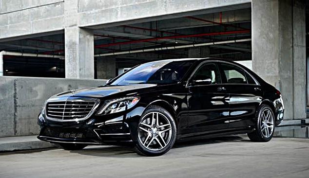 Mercedes Benz S 550 -