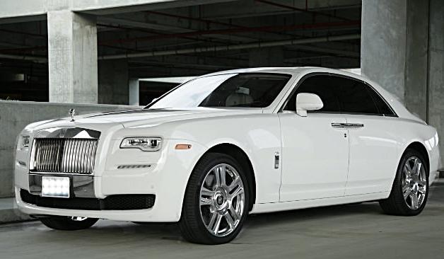 Rolls Royce Ghost -