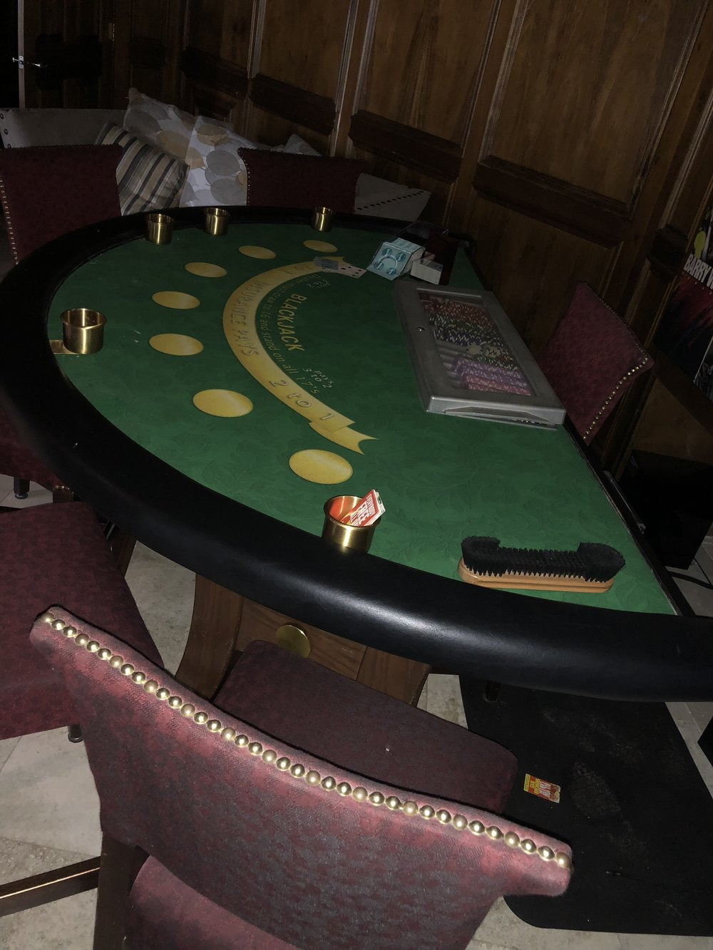 Game Room (craps Table)