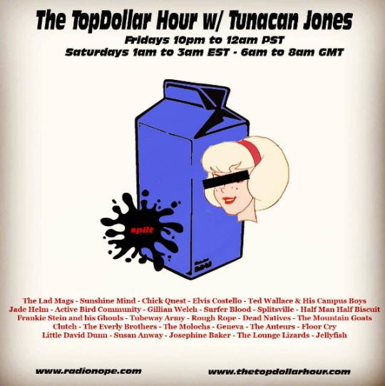 The TopDollar Hour w/ Tunacan Jones