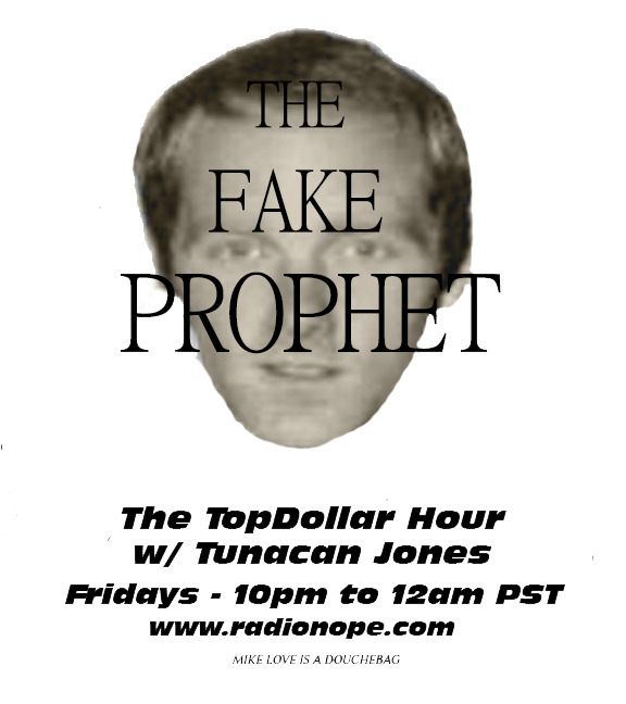 IT HAPPENS in 30minutes! He will be exposed and not in a good way. Listen to the show at www.radionope.com and chat with me about the Douchebag and his Douchebaggery. We can also chat about the music i'm playing for only you. <3