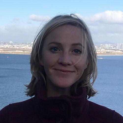 Leslie Booher  Co-Founder, Sunken Seaweed
