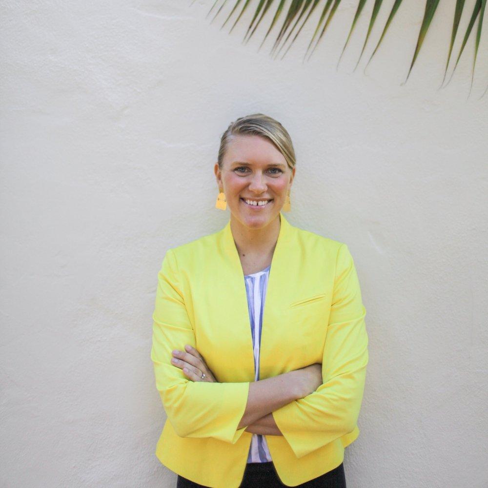 Lindsay Dahl , VP, Social & Environmental Resp., Beautycounter