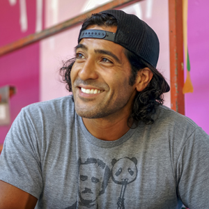 Ruben Rojas , Artist & Co-Founder, Beautify Earth