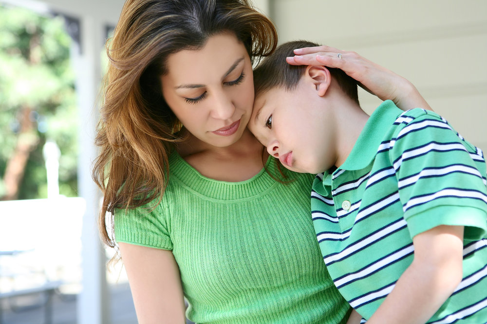 bigstock-Tired-Boy-At-Home-With-Mother-6566172.jpg