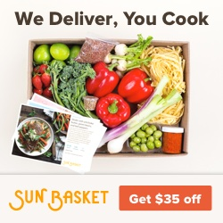 Sun Basket Home Food Delivery