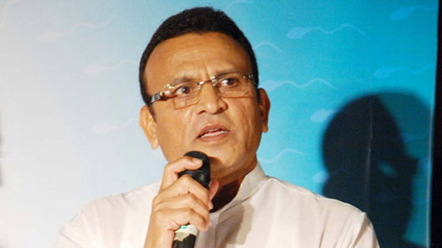 An evening with Annu Kapoor