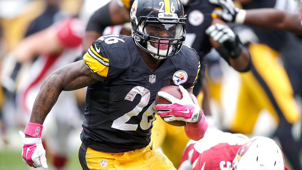 Top RB Le'Veon Bell
