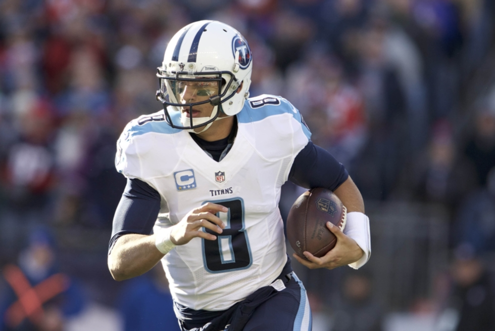QB Marcus Mariota looks to comeback from injury