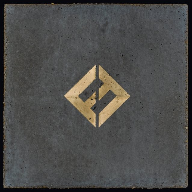 CONCRETE AND GOLD: The Foo Fighters take a different approach to their new album.