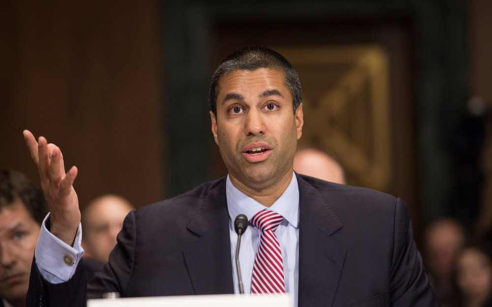 COMING UNDER FIRE  : Federal Communications Committee (FCC) Spokesperson, Ajit Pai, has recieved harsh criticism for planning to axe Net Neutrality.   PHOTO: Ars Technica