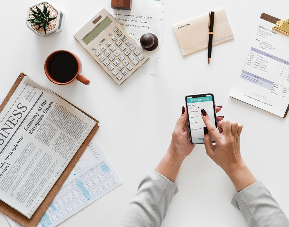 Accountants support your business and your life in many ways. Source: Pexels.com