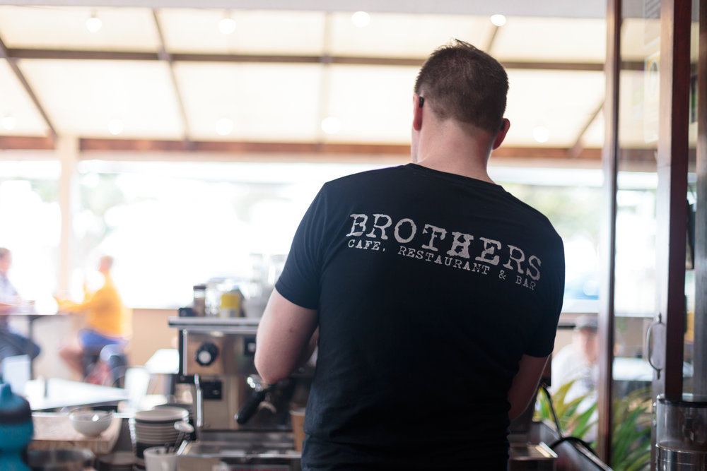 Brothers Cafe Restaurant & Bar.
