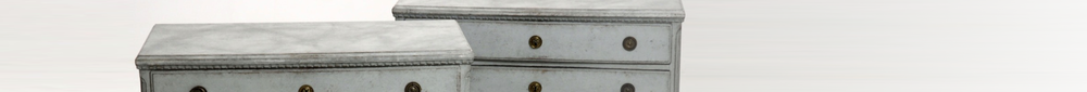 Gustavian chests pair of .png