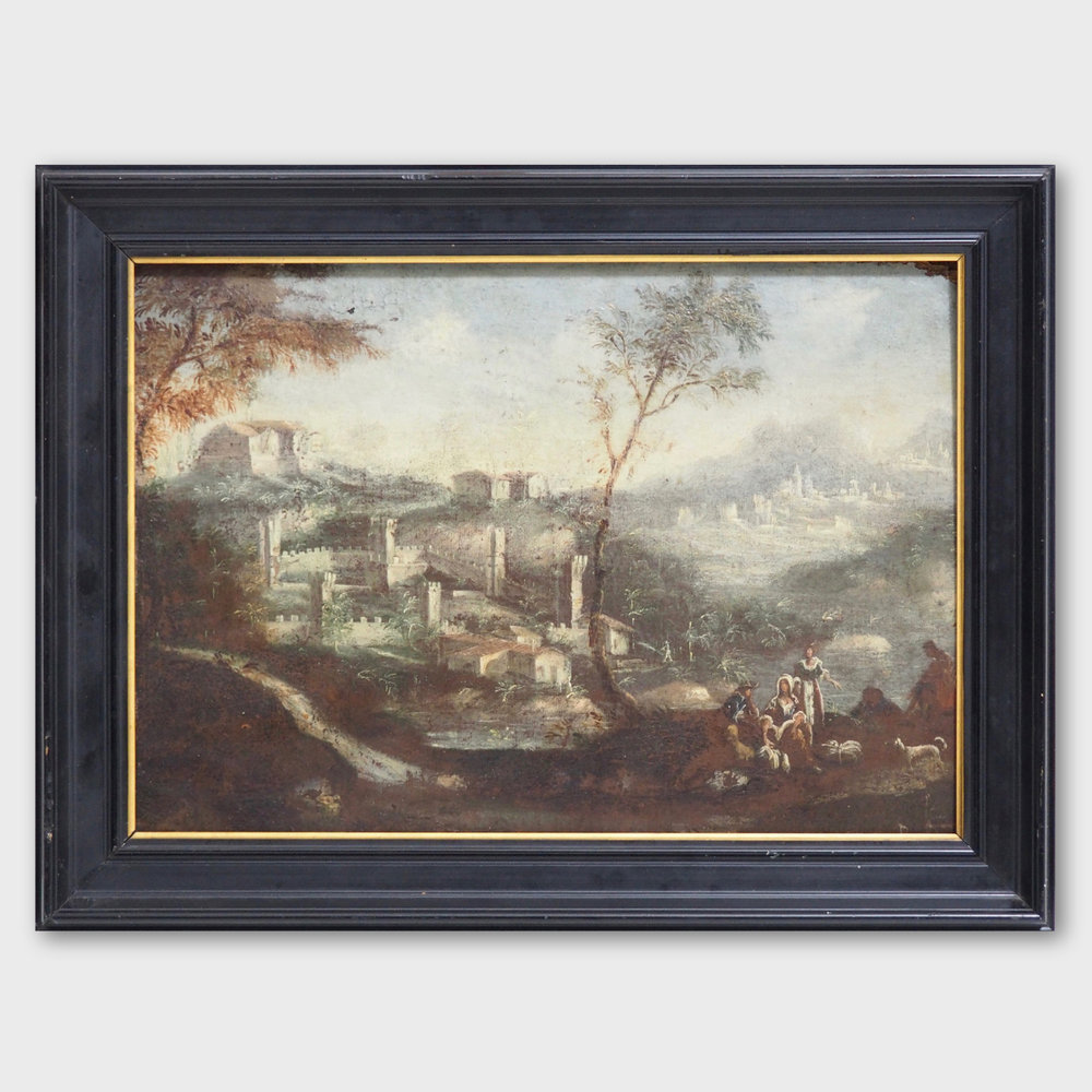 Old Master Painting, Unsigned, 16th C.-€ 4.000