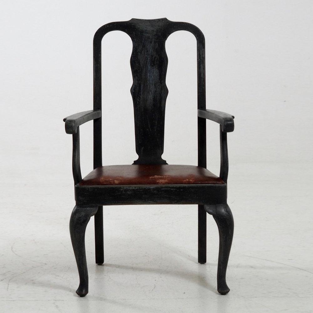 Swedish armchair, circa 100 years old. - € 250
