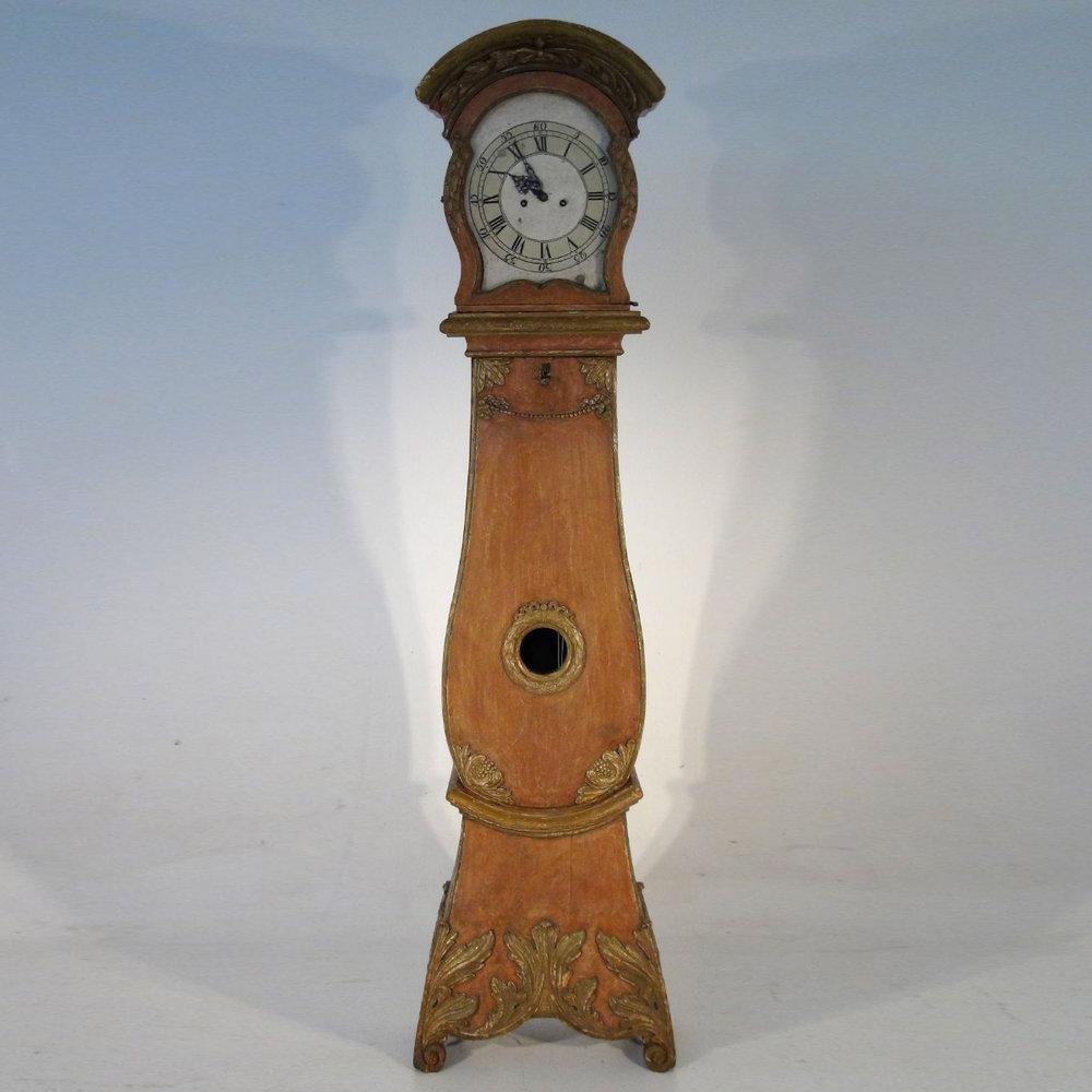 Grand father clock, circa 1760. - € 1.800
