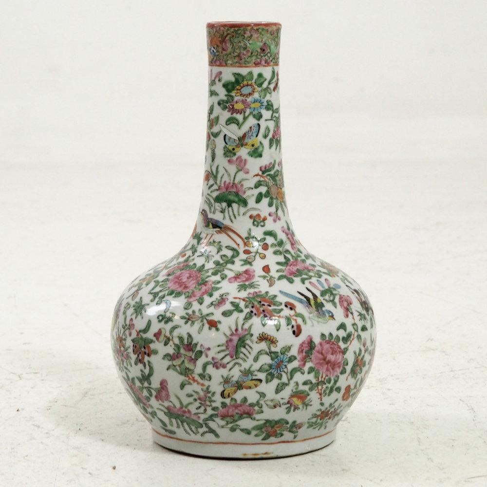 Chinese porcelain vase, 19th C. - € 1.400