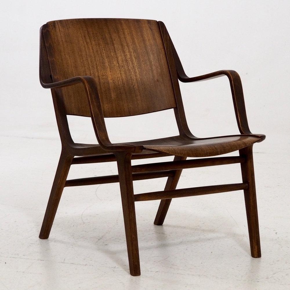 Rare Danish AX-chair, circa 1960´s. - € 1.000