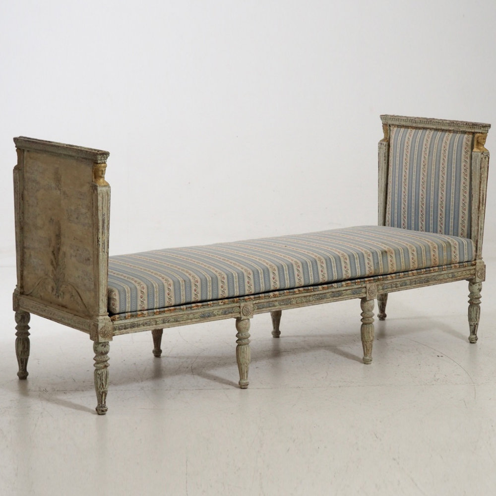 Freestanding daybed, 1770. - Price upon request
